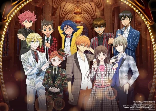 「アニメJAM2019」キービジュアル解禁! 福山潤、内田雄馬など男性キャストも当日タキシード姿で出演