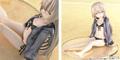 イラストレーターかぷりちお氏によるオリジナルイラスト「パーカー少女」1/7スケールフィギュアが2019年12月発売!