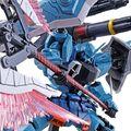 「機動戦士ガンダムSEED DESTINY」より、イザーク・ジュールが駆るスラッシュザクファントムがMGで登場!