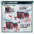 「仮面ライダーゼロワン」より、或人の父・飛電其雄が使用する変身ベルト「変身ベルトDXサイクロンライザー」が登場!!