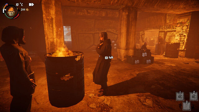 【Steamゲームレビュー】「Hobo: Tough Life」