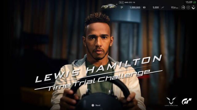 名F1ドライバー、ルイス・ハミルトンの走行タイムに挑戦する新モードも!  PS4「グランツーリスモSPORT」で新ダウンロードコンテンツが配信開始!