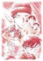 劇場版「名探偵コナン」最新作タイトル&ビジュアル解禁! 劇場版史上初の「赤井一家」が総集結!