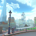 スマホアプリ「マリオカート ツアー」で「ロンドンツアー」がスタート! サンタ衣装のデイジーや、バスドライバー姿のワルイージも登場