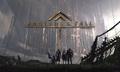 スクエニ×プラチナゲームズの完全新作タイトル「BABYLON'S FALL」、最新トレーラーが公開! 発売時期は延期に