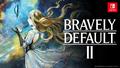 スクエニ、新作RPG「ブレイブリーデフォルト II」を、Nintendo Switch向けに2020年内、発売予定