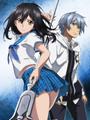 新作OVA「ストライク・ザ・ブラッドIV」のキービジュアル&新キャスト情報が解禁!