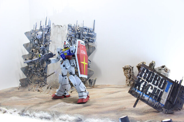 年末年始はロボットを肴にお酒を飲もう! 充実のジオラマセットでパワーアップした酒場「ROBOT KICHI(ロボキチ)- Robot Animation SAKABA-」におじゃましてみた!