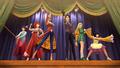 PS4「新サクラ大戦」のダウンロードコンテンツ第2弾が配信開始! メガネアクセサリーや、シリーズ過去作をイメージした衣装も