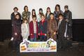 キャスト&監督、総勢13名で映画公開をお祝い!「仮面ライダー 令和 ザ・ファースト・ジェネレーション」舞台あいさつレポート!