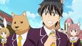 弱肉強食アニマル学園ラブコメTVアニメ「群れなせ!シートン学園」より、第1話先行カット&第2弾PVが解禁!