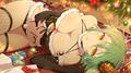 人気投票企画上位「乳」賞した3人のシノビ少女がサンタ姿で登場!「シノビマスター 閃乱カグラ NEW LINK」にて「爆乳祭」開催中!