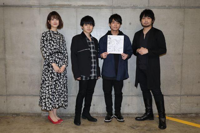 TVアニメ化決定の「呪術廻戦」、 五条悟役に中村悠一が決定!「ジャンプフェスタ」イベントレポートも到着!