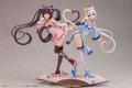 人気ゲーム「ネコぱら」より、チャイナドレス姿のショコラ/バニラのフィギュアが2020年9月発売!あみあみでは限定特典付きの予約が受付中!!