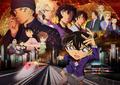 劇場版「名探偵コナン 緋色の弾丸」、赤井一家総集結の本ビジュアルがついに解禁!