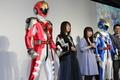 トミカ×変身ヒーロー×ロボットアクション! ゲキ熱要素てんこ盛りアニメ「トミカ絆合体 アースグランナー」製作発表会レポート!