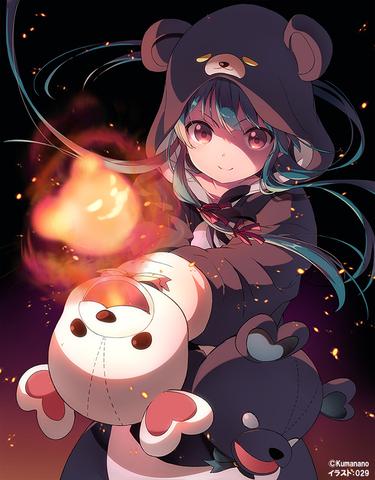引きこもりゲーマーの少女がクマの着ぐるみで異世界最強の冒険者を目指す! 「くま クマ 熊 ベアー」がTVアニメ化決定