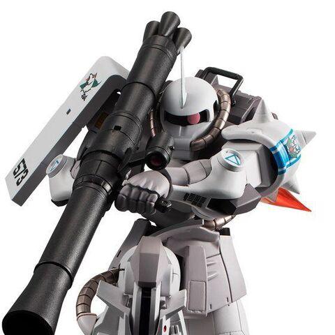 「ソロモンの白狼」の異名を持つシン・マツナガ大尉の専用高機動型ザクIIがver. A.N.I.M.E.に登場!!