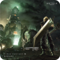 PS4「FINAL FANTASY VII REMAKE」の発売を前に、東京と大阪でコラボカフェが2/8より開催決定!