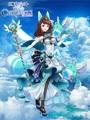 宇垣アナも「白猫」キャラ化! 2020年4月放送のアニメ「白猫プロジェクト ZERO CHRONICLE」プレス向け試写会・発表会レポート!