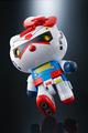 ガンダムとキティと超合金が夢のめぐりあい!?「超合金 ガンダム★ハローキティ」&「超合金 シャア専用ザクII★ハローキティ」、2020年7月より発売決定!