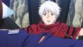 TVアニメ「プランダラ」、第5話のあらすじと場面カットが到着! ジェイル中尉の鉄を創り出す能力でリヒトーが捕らえられる……!