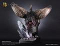 「モンスターハンター:ワールド」を象徴するモンスター「滅尽龍 ネルギガンテ」が1/6スケールの超巨大ヘッドモデルとなって登場! 現在予約も受付中