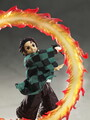 「鬼滅の刃」から、主人公・竈門炭治郎が、1/12スケールアクションフィギュアライン「BUZZmod.(バズモッド)」に登場!