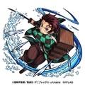 TVアニメ「鬼滅の刃」×「モンスターストライク」コラボ決定! 登場キャラの炭治郎と禰豆子を公開