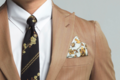 アニメ「ジョジョの奇妙な冒険 黄金の風」より、ジョルノ&ブチャラティをイメージしたスーツが発売!