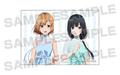 劇場版「SHIROBAKO」のイベントショップが2/29より新宿で開催決定! ドレス姿の「宮森あおい」「安原絵麻」の描き下ろしグッズを先行販売