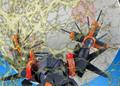 2つの火が合わさり、炎となった無敵のマシンがプラキットで登場!「1/1000ガンバスター」を作ってみた!【声優・泰勇気の週末プラモ! 第12回】