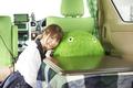 竹達彩奈が「スーモタクシー」を体験! 乗車レポート& 理想の部屋やバレンタインについて語るインタビューも公開!