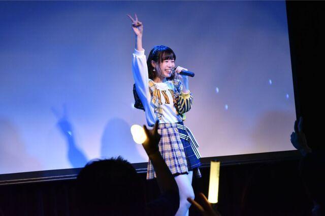 初の単独&バースデーイベントに、「あの」犬型声優も応援! 「熊田茜音 デビュー記念&20歳バースデーイベント~Sunny Sunny Birthday Party~」レポート