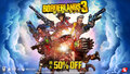 人気シューティングRPG「ボーダーランズ3」が今なら何と半額で買えるチャンス! 最大50%OFFセール開催中!