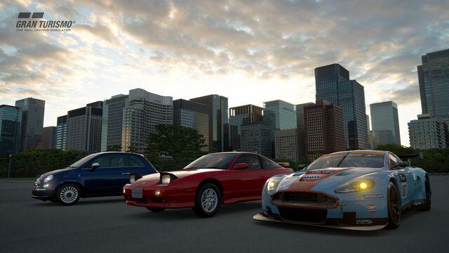 PS4「グランツーリスモSPORT」の2月アップデートが本日配信! 「アストンマーティン DBR9 GT1 '10」など新車3種、GTリーグに7つのラウンドが追加