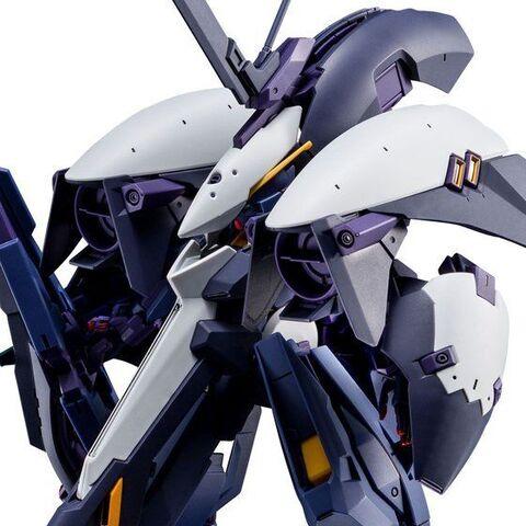 「ADVANCE OF Z ~ティターンズの旗のもとに~」より、ガンダムTR-6[ウーンドウォート]を素体とした装備バリエーション機[キハールII]が登場!