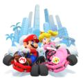 世界中のプレイヤーと対戦できる! スマホ向けレースゲーム「マリオカート ツアー」より、「マルチプレイ」機能が3月9日にリリース