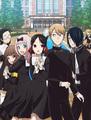TVアニメ第2期「かぐや様は告らせたい?~天才たちの恋愛頭脳戦~」4月11日より放送開始! 第2期の映像を観られるPVも公開