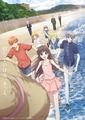 春アニメ「フルーツバスケット」2nd season、4月6日より放送開始決定! 本田透、草摩由希らが海辺を駆けるビジュアルも公開