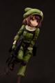 「SAO ガンゲイル・オンライン」より、P90を手に砂漠を駆ける弾丸となった「ピンクの悪魔」こと「レン」の限定フィギュアが発売!
