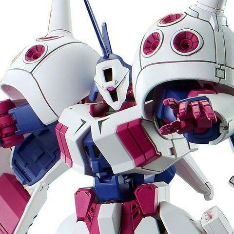 「機動戦士ガンダム Twilight AXIS」仕様のR・ジャジャがHGシリーズに登場! 特徴的な機体カラーを成形色で再現!!