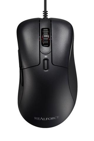 東プレ、初のPC用マウス「REALFORCE MOUSE」発売。静電容量無接点スイッチと、プロゲーマー向けの高性能センサーを搭載