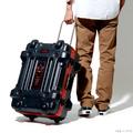 機動戦士ガンダムとPROTEXがコラボした、シャアデザインのプロスペックスーツケースが登場!