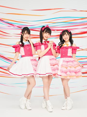 声優ユニット「Run Girls, Run!」、1stアルバム「Run Girls, World!」5月20日発売決定! 新曲5曲以上&新MV1本を収録!