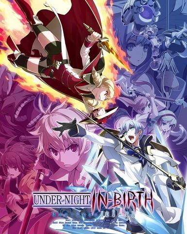 人気格闘ゲーム「UNDER NIGHT IN-BIRTH: Exe-Late [cl-r]」のSteam版が、2020年3月27日に発売決定!