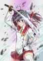 OVA「刀使ノ巫女 刻みし一閃の燈火」前編・後編、2020年先行放送・配信決定! ティザービジュアル&PV第1弾公開!