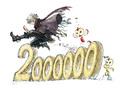 Switch/Steam用RPG「オクトパストラベラー」、販売本数200万本を突破して半額セールを開催