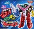 「魔進戦隊キラメイジャー」から、「キラメイジャー ロボシリーズ01 魔進合体 DXキラメイジンセット」が登場!