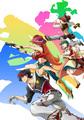 谷口悟朗×中島かずきが贈るオリジナルTVアニメ「バック・アロウ」2021年放送! キービジュアル、PV、追加スタッフ、キャスト一挙発表!